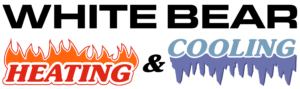 White Bear Heating & Cooling Logo