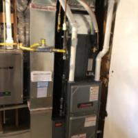 Amana 96% Efficiency Installation